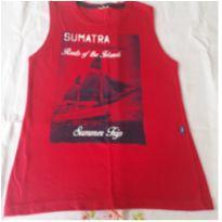 Camiseta Vermelha PUC - 6 anos - PUC