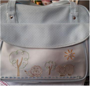 Bolsa de bebê - Sem faixa etaria - Não informada