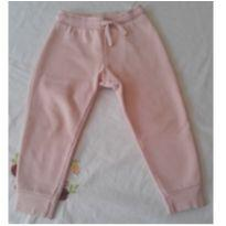 Calça Rosa Poim - 2 anos - Poim