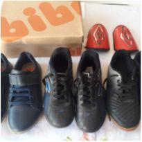 Lote  de calçados para meninos - 32 - Drayzinho e Bibi
