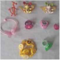 Brinquedinhos do Kinder Ovo -  - Kinder Ovo