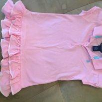 Vestido rosa polo ralph Lauren tam 24 meses - 2 anos - Ralph Lauren