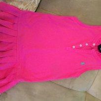 Vestido Ralph Lauren rosa tam 24 meses - 2 anos - Ralph Lauren