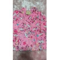 Casaco Lilica Tam 2p rosa com etiqueta - 18 meses - Lilica Ripilica