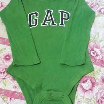 Body verde - 18 a 24 meses - Baby Gap