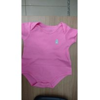 Body manga curta - 3 a 6 meses - Baby Way