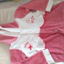 Blusa com Capuz de orelhinhas - 9 a 12 meses - Petutinha