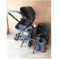 Carrinho de Bebê Safety First Travel System. Ótimo preço. Oportunidade! -  - Safety 1st