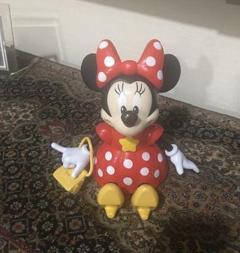 Minnie falante - Sem faixa etaria - Disney