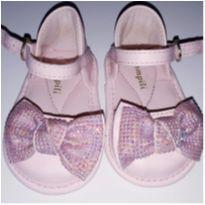 Sandália rosa super delicada!! - 14 - pampili e outras