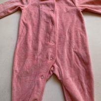 Macacão soft - 6 a 9 meses - Baby Club