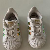 Tênis Adidas  baby feminino - 18 - Adidas