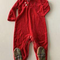 Macacão Polo Ralph Lauren - 9 meses - Ralph Lauren