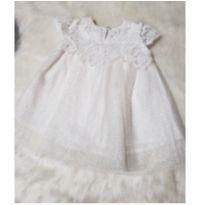 Vestido princesinha - 0 a 3 meses - Riachuelo