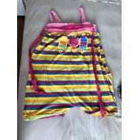 Pijama macacão sorvete - M - 40 - 42 - Puket