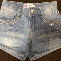 Shorts Jeans - 4 anos - marisa