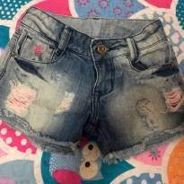 Shorts Jeans - 5 anos - marisa