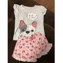 Pijama fresquinho - 6 anos - Renner
