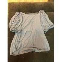 Blusa larquinha - M - 40 - 42 - Não informada