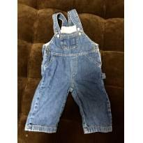 Jardineira jeans - 2 anos - Sem marca