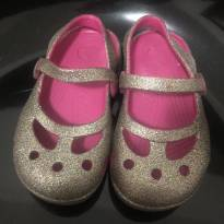 Crocs com glitter - 23 - Crocs