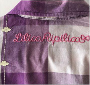 Camisa Xadrez Lilica Ripilica - 6 anos - Lilica Ripilica