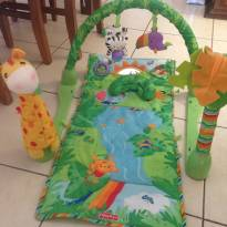 Tapete Fischer Price floresta com música -  - Fisher Price