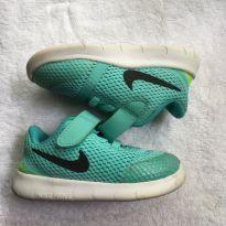Tênis Nike verde - 19 - Nike