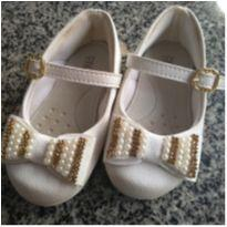 Sapato laço pérolas Klin - 19 - Klin