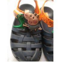 Sandália menino George Pig Grendene - 23 - Grendene