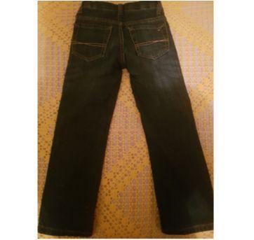 Lindíssima calça jeans Tam 5 - Tommy Hilfiger - original - 6 anos - Tommy Hilfiger