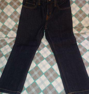 Calça jeans novinha - 24 a 36 meses - H&M