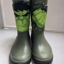 Bota galocha Hulk Grendene - 27 - Grendene