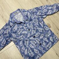 Camisa Floral - 1 ano - Sem marca