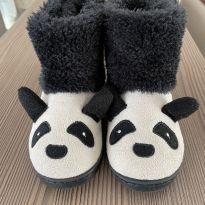 Pantufa Panda - 26 - sem etiqueta