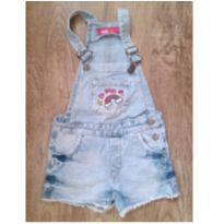 Jardineira jeans - 4 anos - hering, sem marca