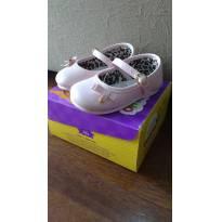 Sapato Rosa para bebê - 19 - Pimpolho