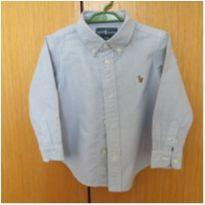 Camisa Ralph Lauren Original Masculina Infantil Tam.24 meses - 18 a 24 meses - Ralph Lauren