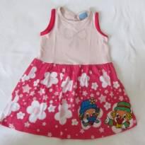 Vestido Malwee - Patati Patatá - Tam 2 - 2 anos - Malwee