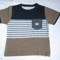 [Rebel] Camiseta fashion importada - para Meninos - 3-4 anos - 3 anos - Importada