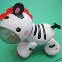 [Fisher Price] Zebra chocalho - Divertida e colorida! -  - Fisher Price
