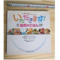 Livro Receita Para Bebê De 1 A 3 Anos - Itadakimasu- Japonês -  - Não informada