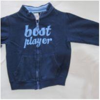 [Zara Baby] Blusa de Moletom - 24 a 36 meses - Precinho Especial - 24 a 36 meses - Zara Baby