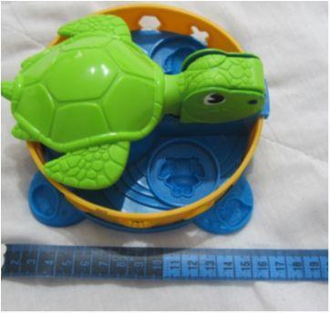 [Play Doh]  Tartaruga Multi Formas - Hasbro - Sem faixa etaria - Hasbro