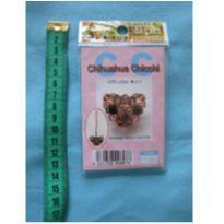 [Novo] Lindo Chaveiro Strap Cão Chihuahua de cristais - Faça Você Mesmo!! -  - Daiso Japan