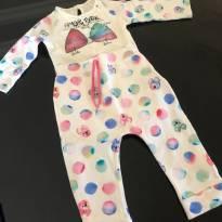 Conjunto Lilica Ripilica Baby - 0 a 3 meses - Lilica Ripilica Baby