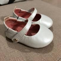 Sapatinho branco Gambo - 16 - gambo