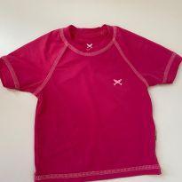 Blusa com proteção UV Hering - 1 ano - Hering Kids