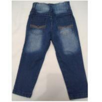 Calça jeans - 3 a 6 meses - Não informada
