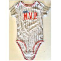 Body, Most Valuable Player (MVP) Just One You, by Carter´s - 6 meses - Just One You Made e Carter`s